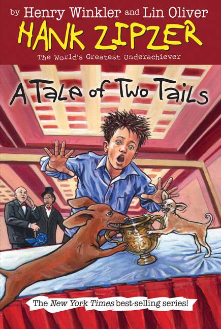 A Tale of Two Tails By Winkler, Henry/ Oliver, Lin
